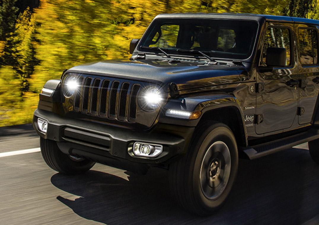 Nuova Jeep Wrangler 2019